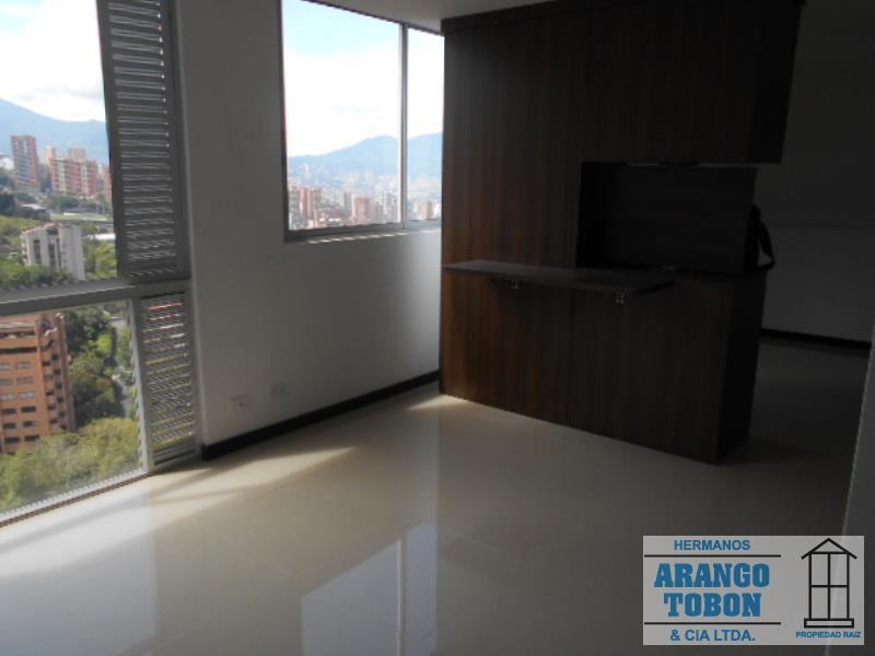 Apto-Loft en Arriendo en Medellin - Poblado