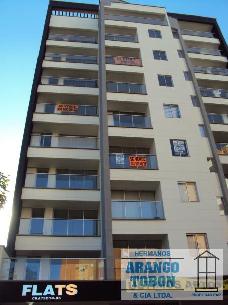 Apartamento en Venta en Medellin - La Pilarica
